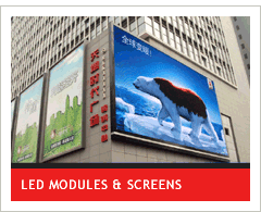 LED MODULES & SCREENS